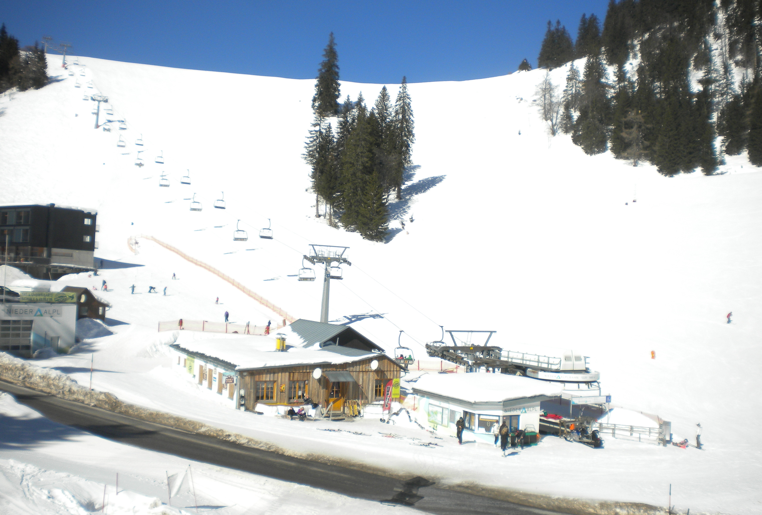 Skigebiet niederalpl steiermark hier wird garantiert for Designhotel skigebiet